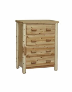 004-A 4 Drawer Chest-2